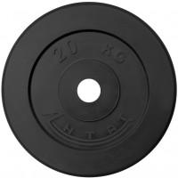 Диск обрезиненный 20 кг Ø26